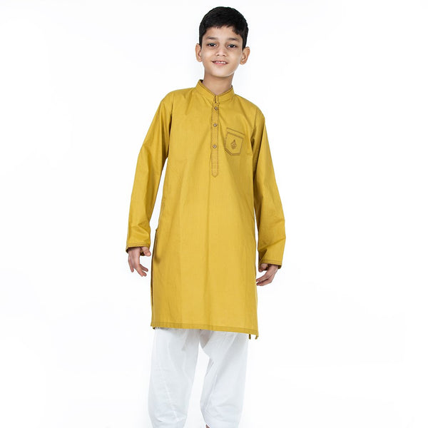 Embroidered Shalwar Suit
