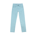 Sea Green Cotton Pant