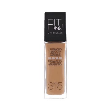 Fit Me Liquid Foundation - 315 Soft Honey
