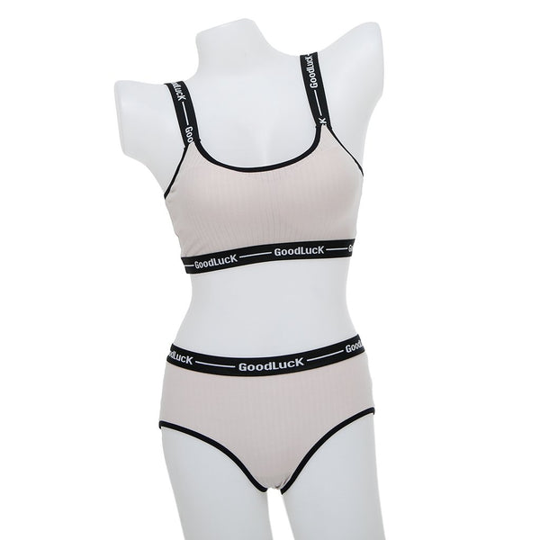 Women Sport Bra Set - Tea Pink