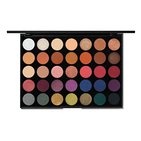 Ultimate Eye Shadow Kit 35 Color Propallet-05 53gm