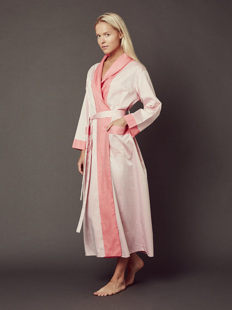 Load image into Gallery viewer, Loren Pink Robe