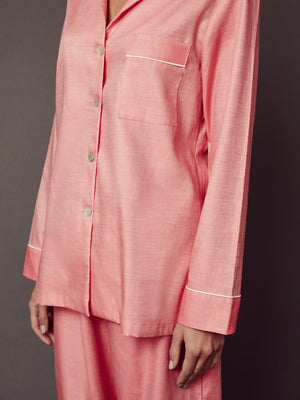 Load image into Gallery viewer, Hardy Pink Pyjamas