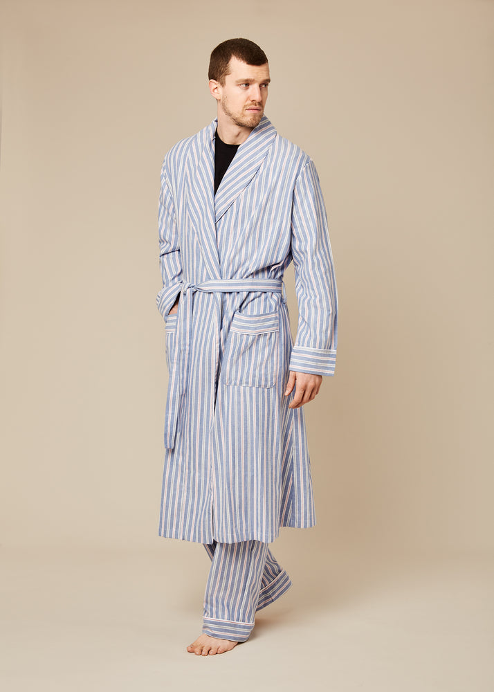Bogart Stripe Robe