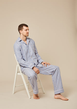 Load image into Gallery viewer, Brando Stripe Pyjamas