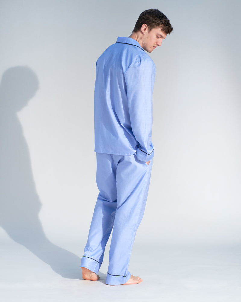 Load image into Gallery viewer, Brando Sky Blue Pyjamas