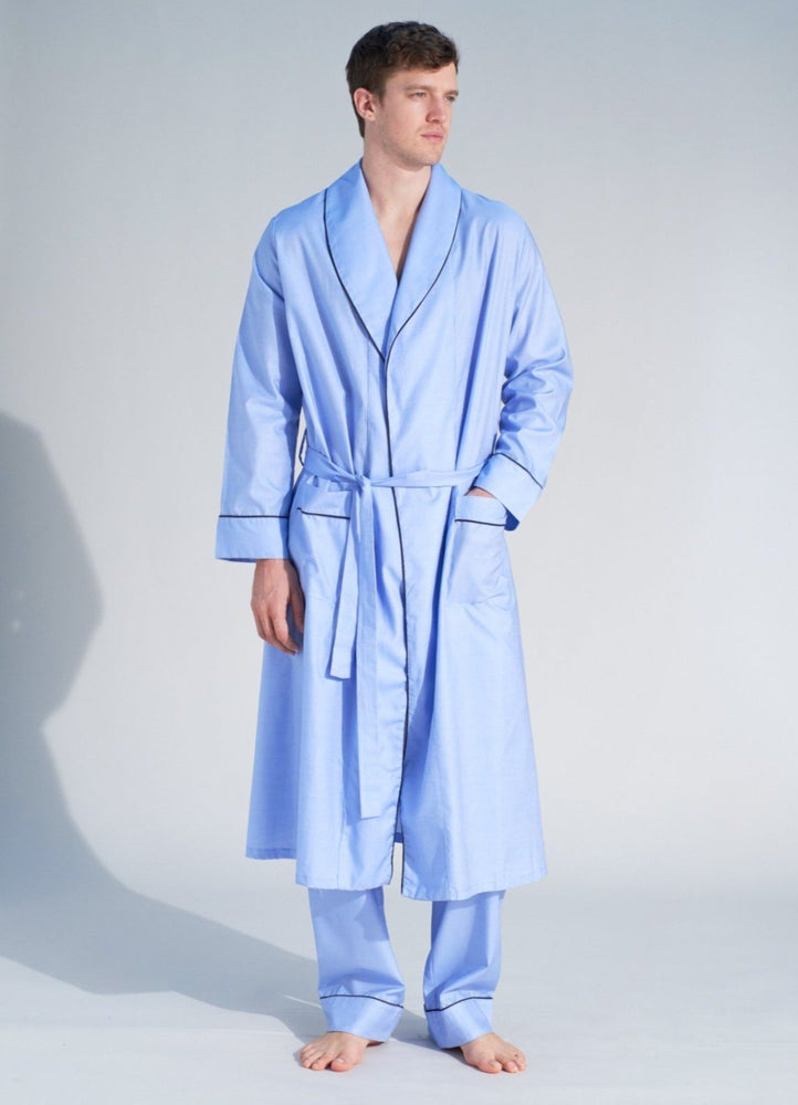 Load image into Gallery viewer, Olivier Sky Blue Robe