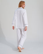 Hardy White Pyjamas