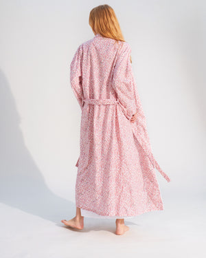 Load image into Gallery viewer, Loren Coral Robe