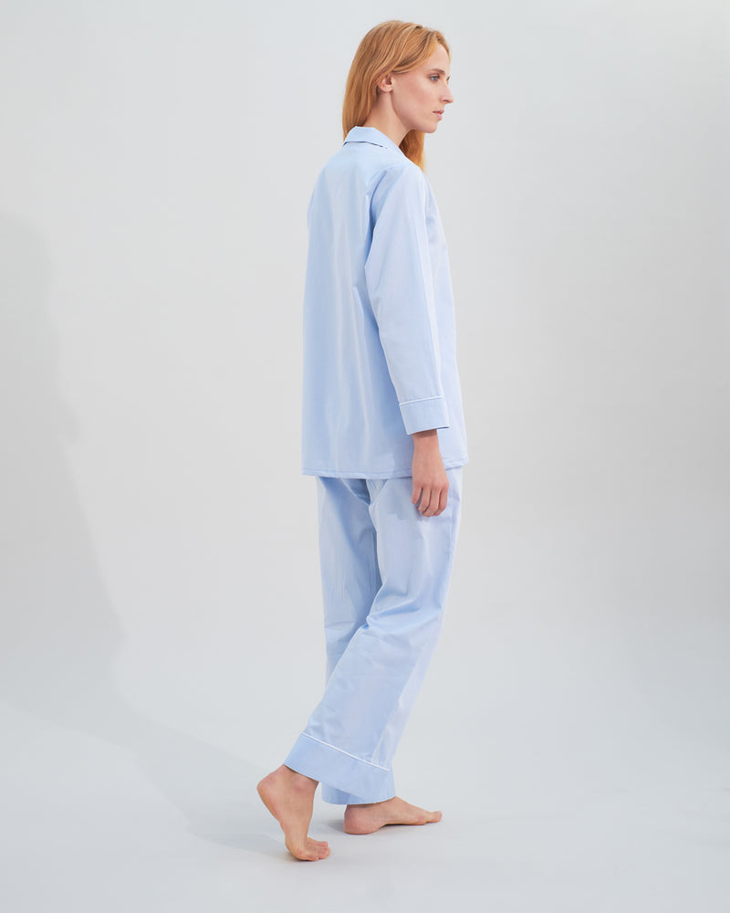 Load image into Gallery viewer, Hardy Pale Blue  Pyjamas