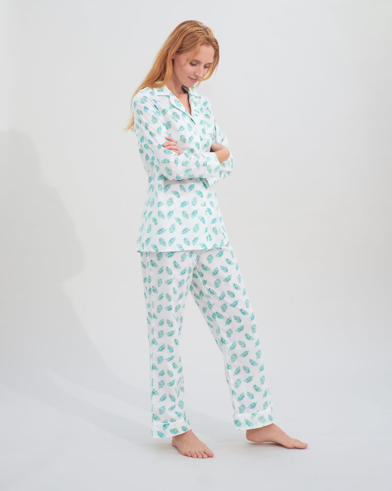 Hardy Palm Leaf Pyjamas