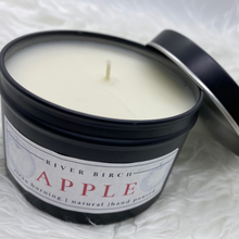 Load image into Gallery viewer, RiverBirch Apple Candle, The Sober Box