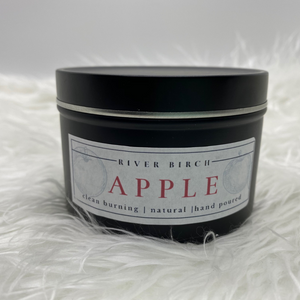 RiverBirch Apple Candle, The Sober Box