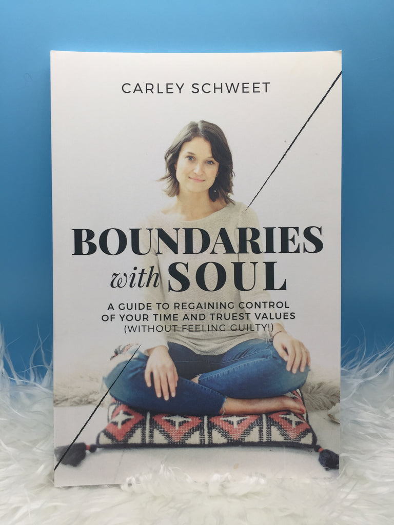 Boundaries with Soul Book