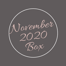 Load image into Gallery viewer, November 2020 Box-Giving