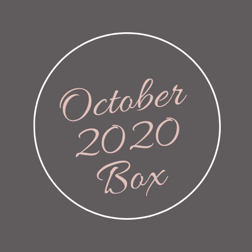 October 2020 Box-Letting Go