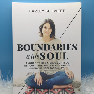 Boundaries with Soul Book, The Sober Box CO