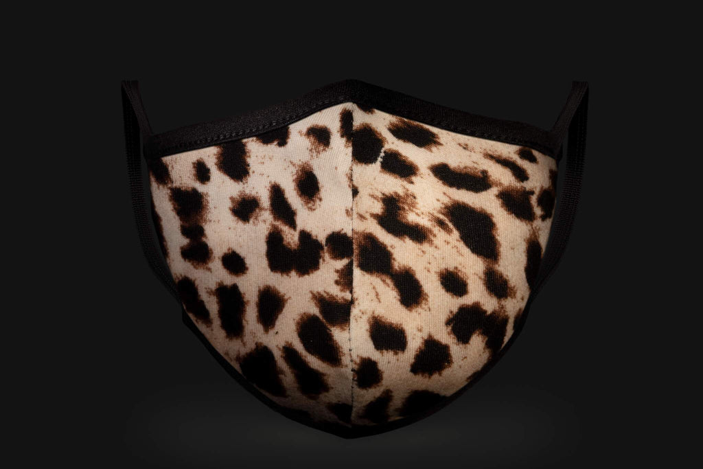 Cheetah - Mason Brand Mask