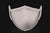White Mason Brand Masks | 100% Cotton | Made in USA | Reusable, Adult Unisex, Size: One size (3 Pack) - Mason Brand Mask