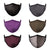 Black - Grape Purple - Plum - Iron Gray - Army Green - BlackWhite Stripe | Face Mask | 100% Cotton | Made in USA | Reusable | Comfy Protective Washable Covering Cloth - Mason Brand Mask