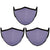 Mason Brand Masks Light Purple | 100% Cotton | Made in USA | Reusable, Adult Unisex, Size: One size (3 Pack) - Mason Brand Mask
