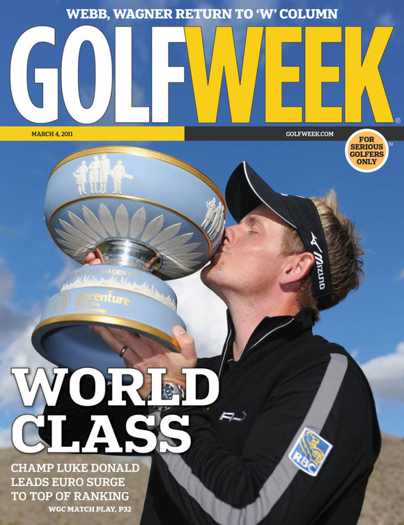 Golfweek Magazine 1-Year (14 Issues) Subscription