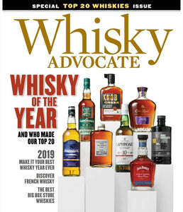 Whisky Advocate Magazine 1-Year Subscription