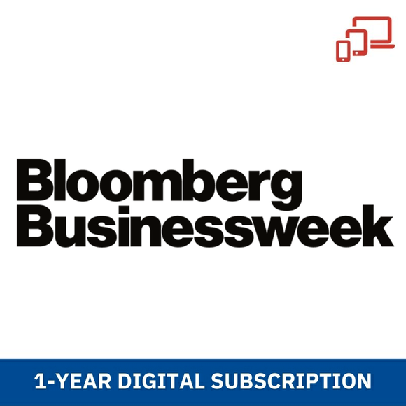 Bloomberg News + Businessweek 1-Year (Digital) Subscription