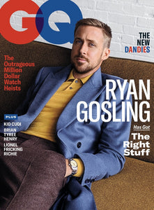 GQ 1 Year (10 Issues) Subscription