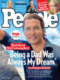 PEOPLE Magazine 1 Year (54 Issues) Subscription