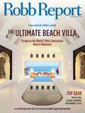 Robb Report Magazine 1-Year (12 Issues) Subscription