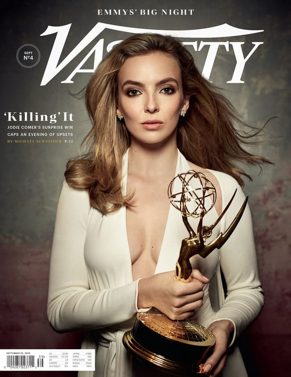 Variety Magazine 1-Year (48 Issues) Subscription