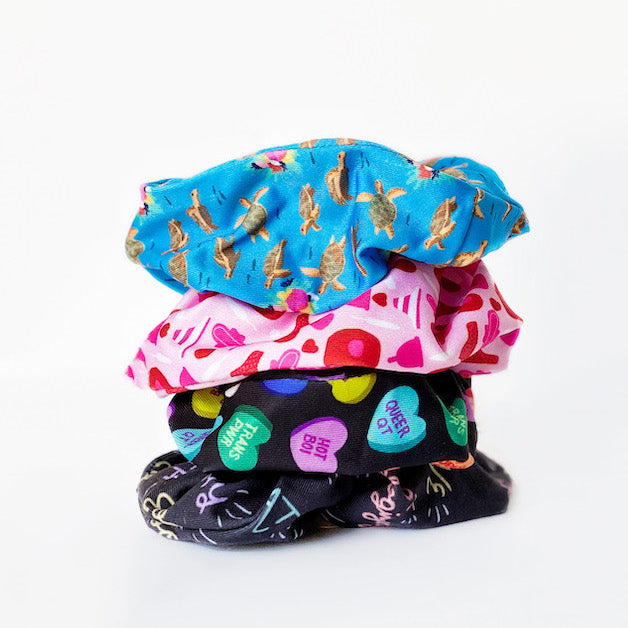 Shop the scrunchie gift set