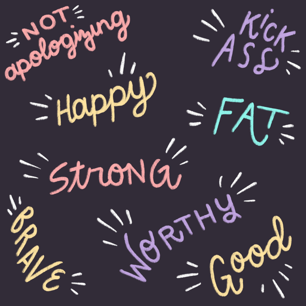 """Fat and Happy"" Design"