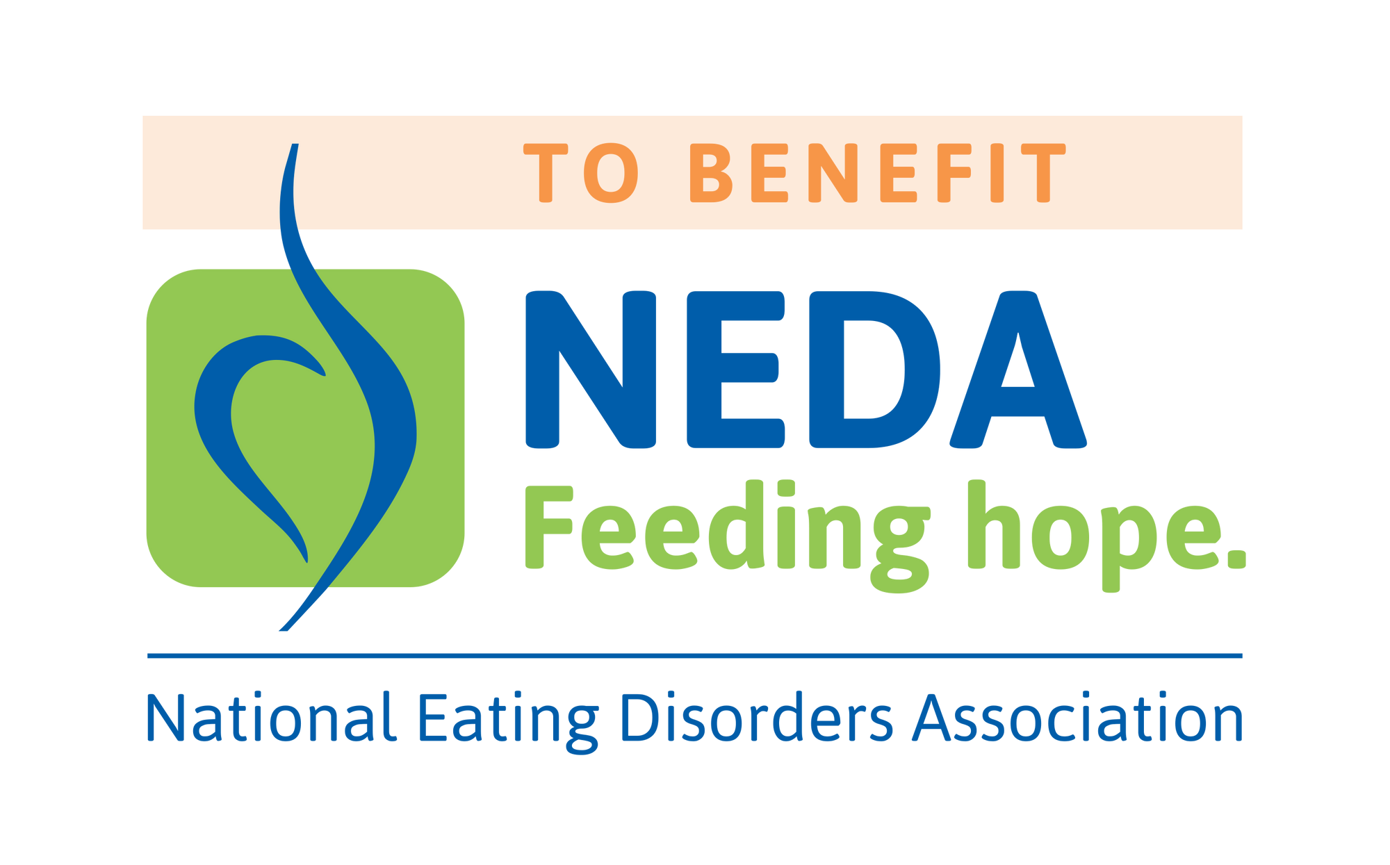 Benefitting the National Eating Disorders Association