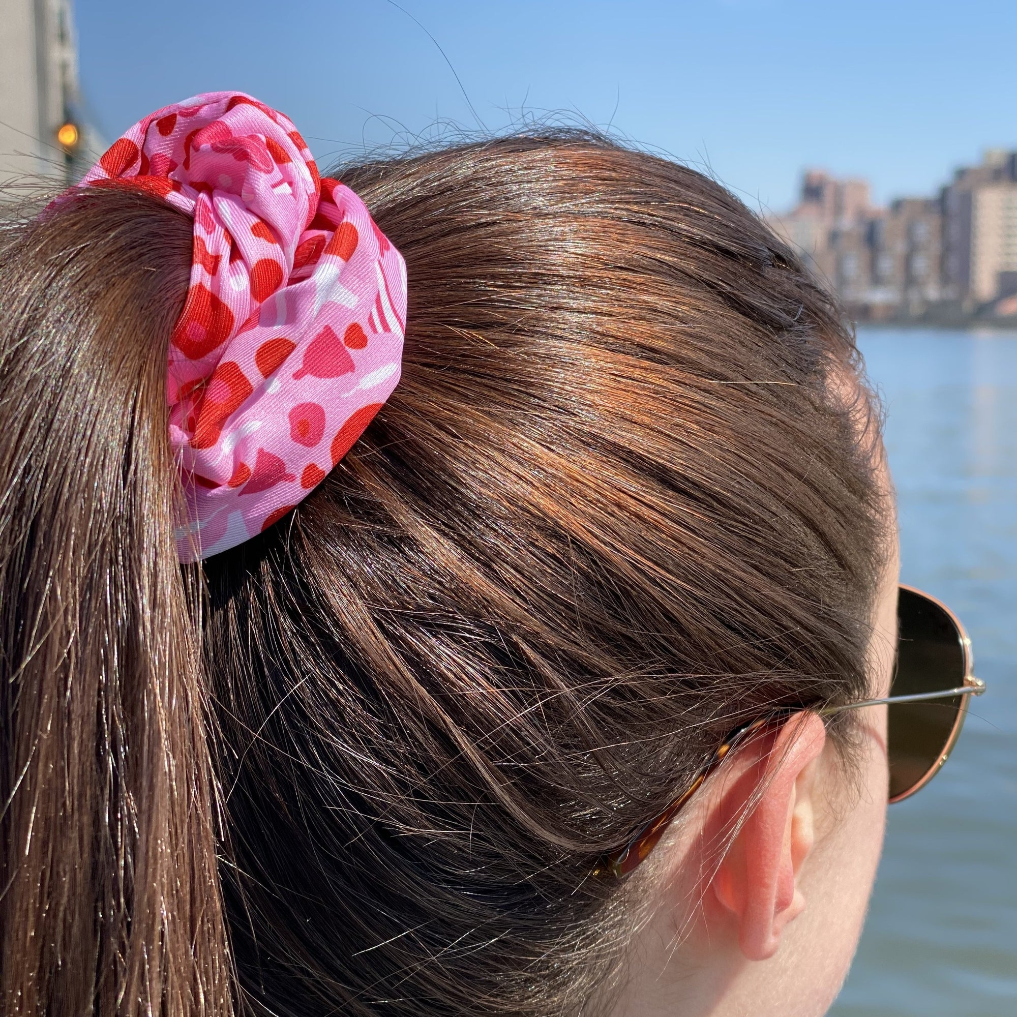 period equality scrunchie