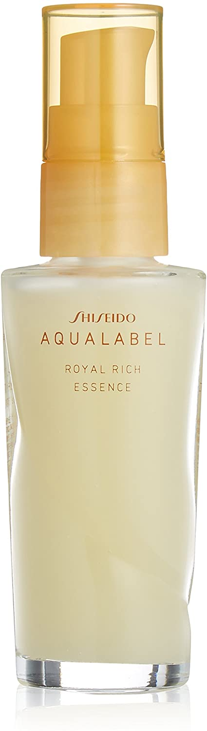 AQUALABEL Shiseido Royal Rich Essence