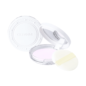 CEZANNE UV clear face powder #LAWENDOWY