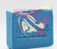 Blueberry Tea & Hisbiscus Soap