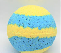 Blueberry Vanilla Bath Bomb