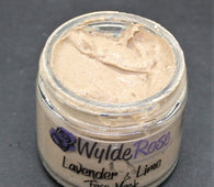 Lavender & Lime Clay Face Mask