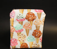Ice Cream Lined Resistant Pouch