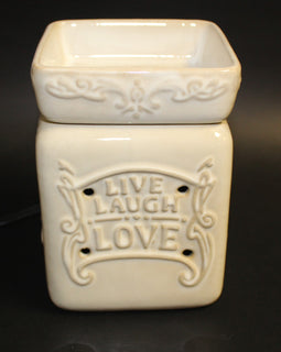 * Wax Melter - Live, Laugh, Love