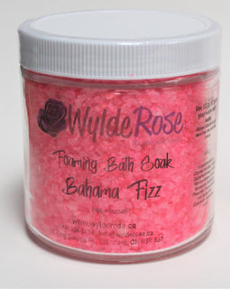 Bahama Fizz Foaming Bath Soak
