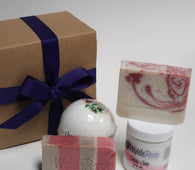 4pc Candy Cane Gift Set