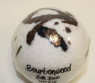 Bourbonwood Bath Bomb