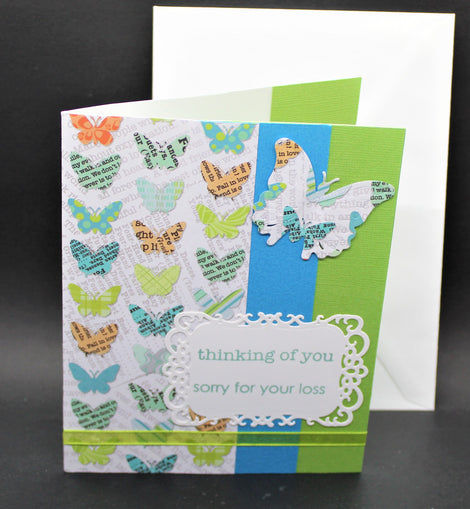 Bereavement Card