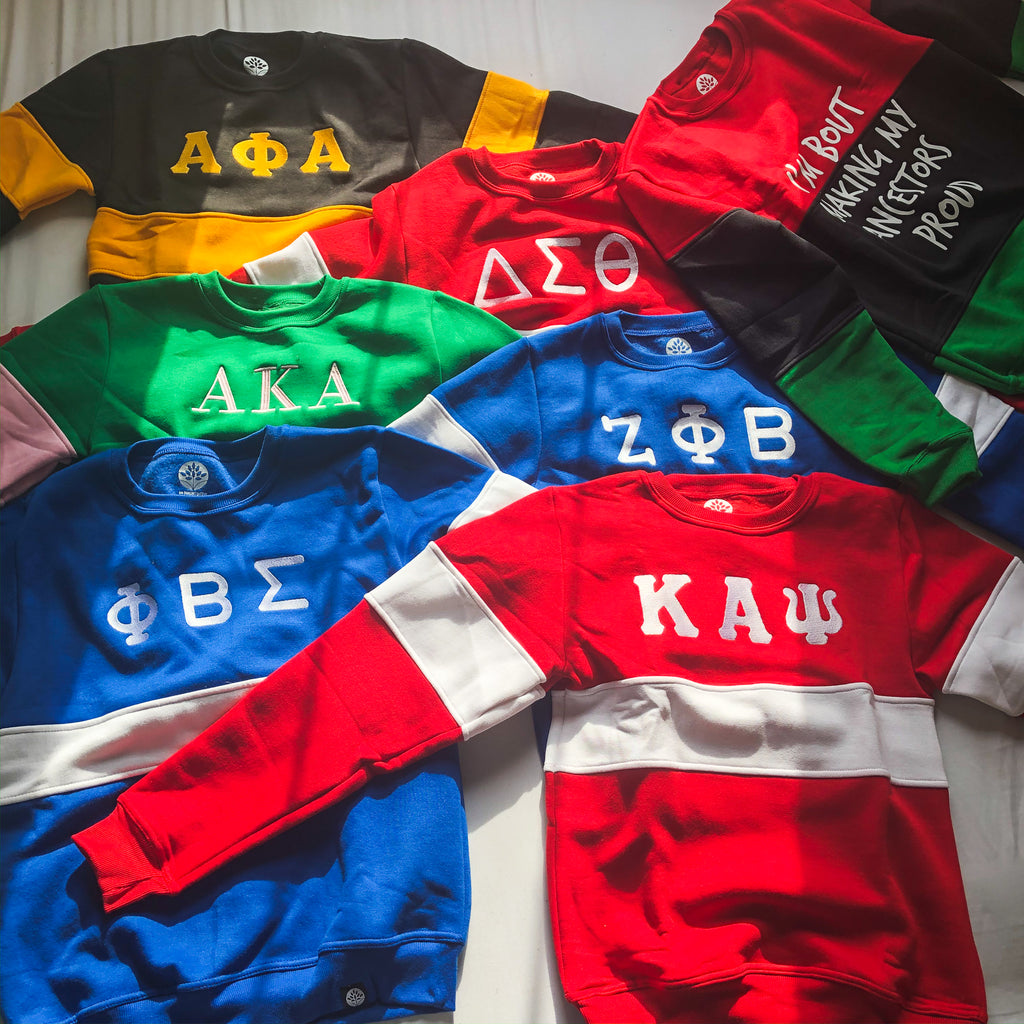 Black Greek Letter Organizations
