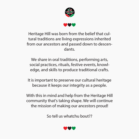 Heritage Hill About us