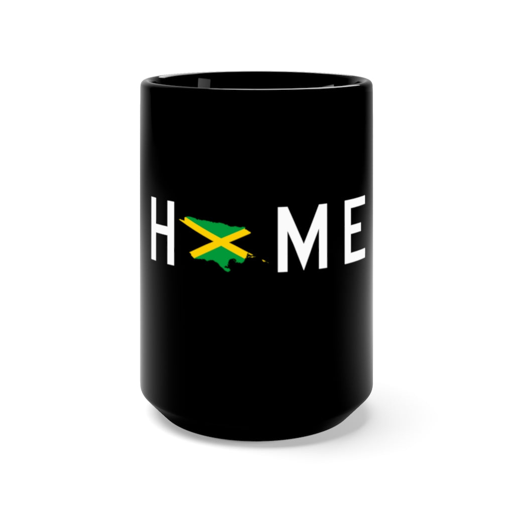 HOME is Jamaica Mug 15oz - HeritageHill